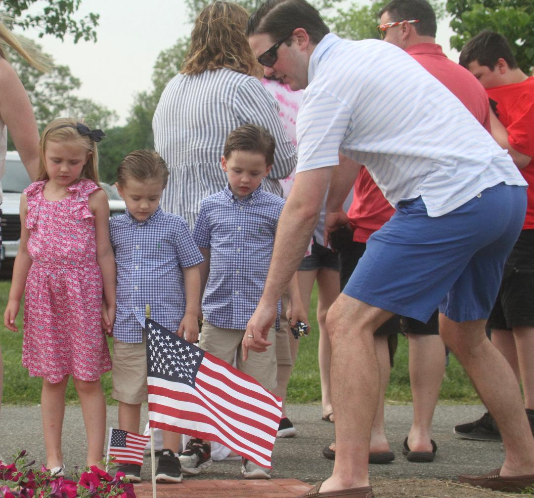 City marks Memorial Day