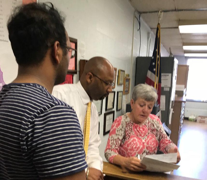 Khnodker gets primary ballot for GOP 116th