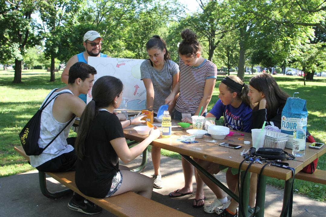 Eco Camp 2018