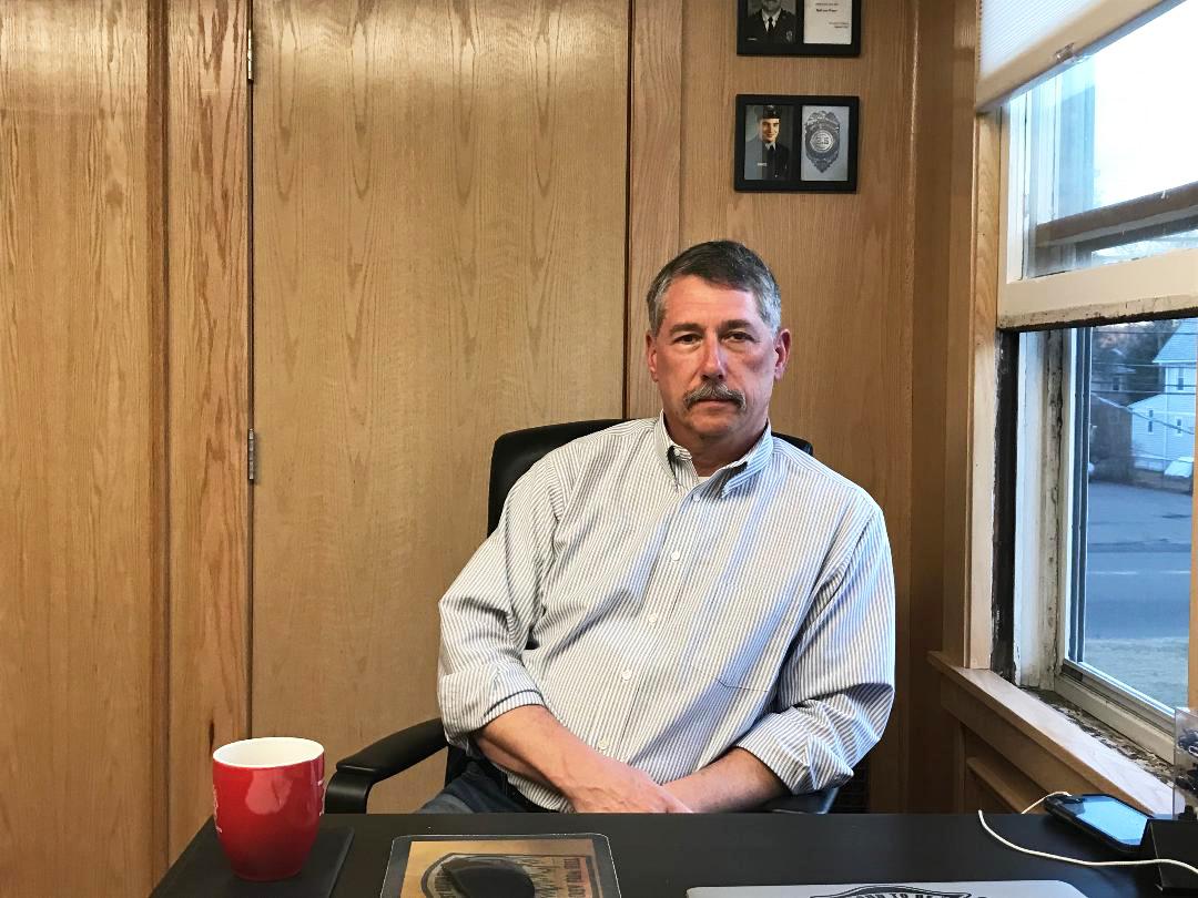 Voice Profile featuring Lt. Bill Heffernan