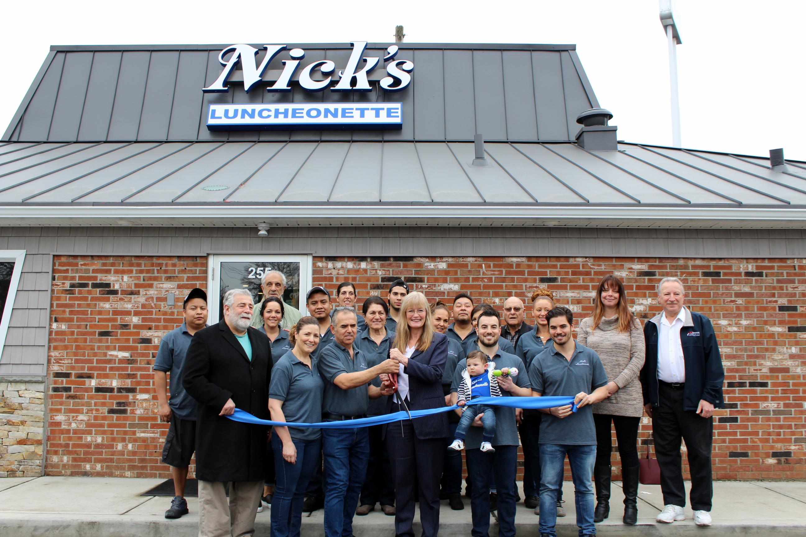 Nick's Luncheonette relocates