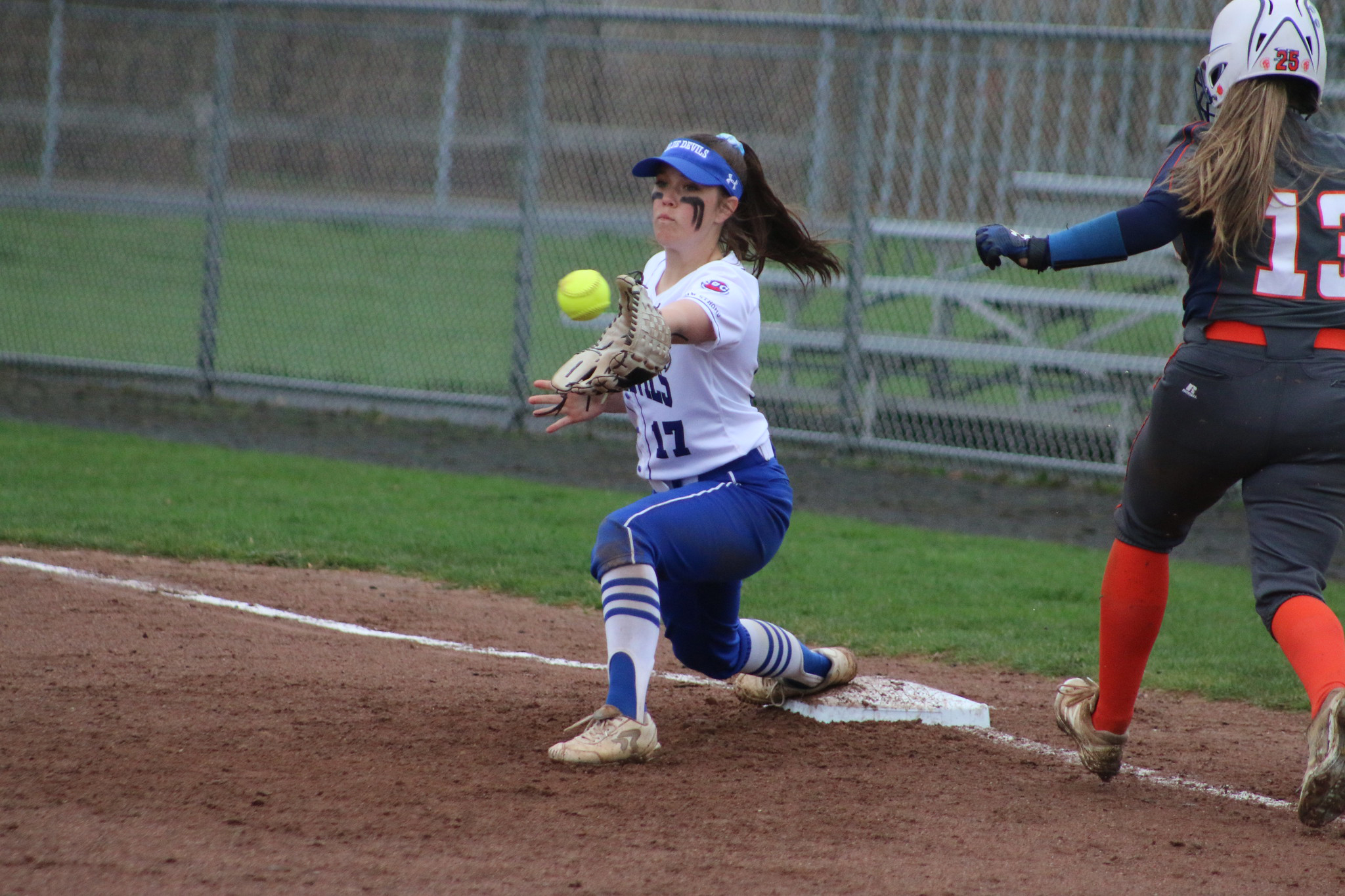 Lady Devils continue to impress
