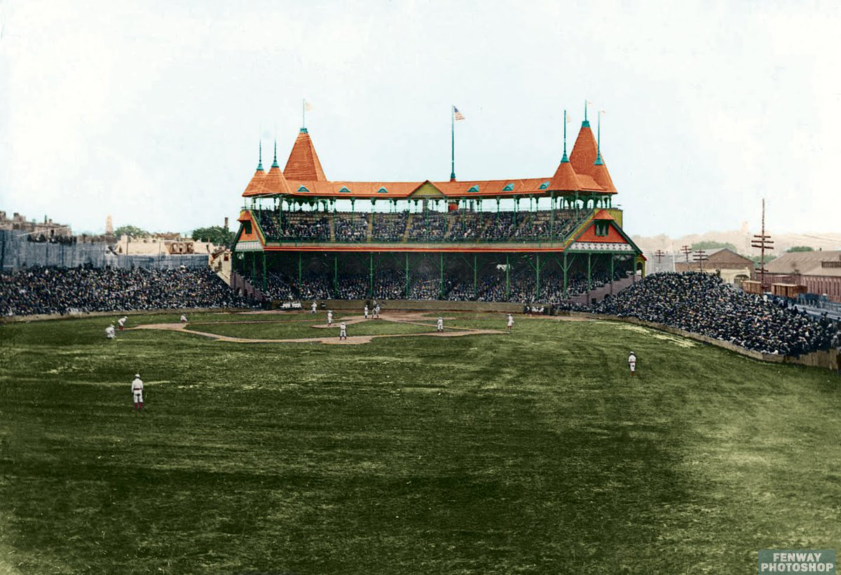 New book traces ballpark evolution