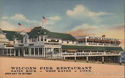 Wilcox Pier