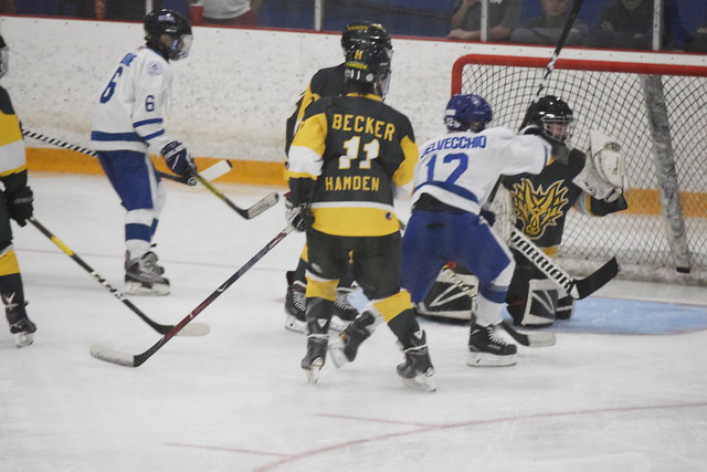 Youth Hockey faces off for season