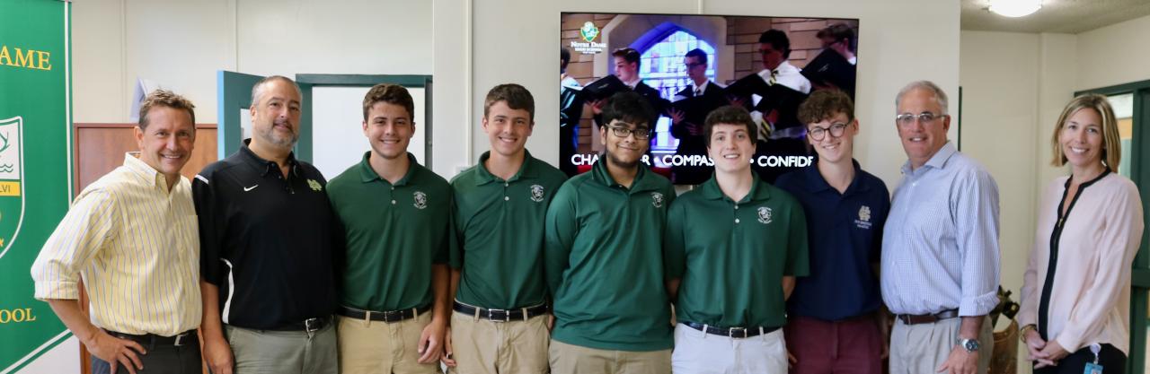 Notre Dame honors Merit Scholars