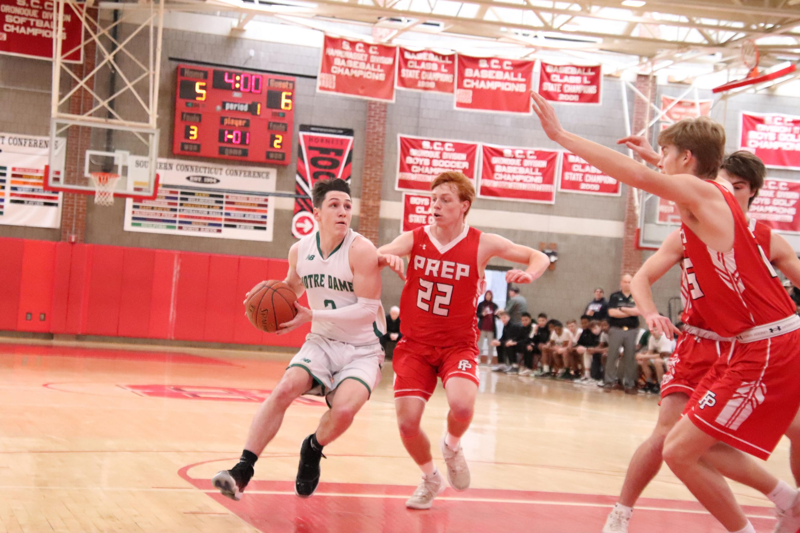 Knights top Jesuits
