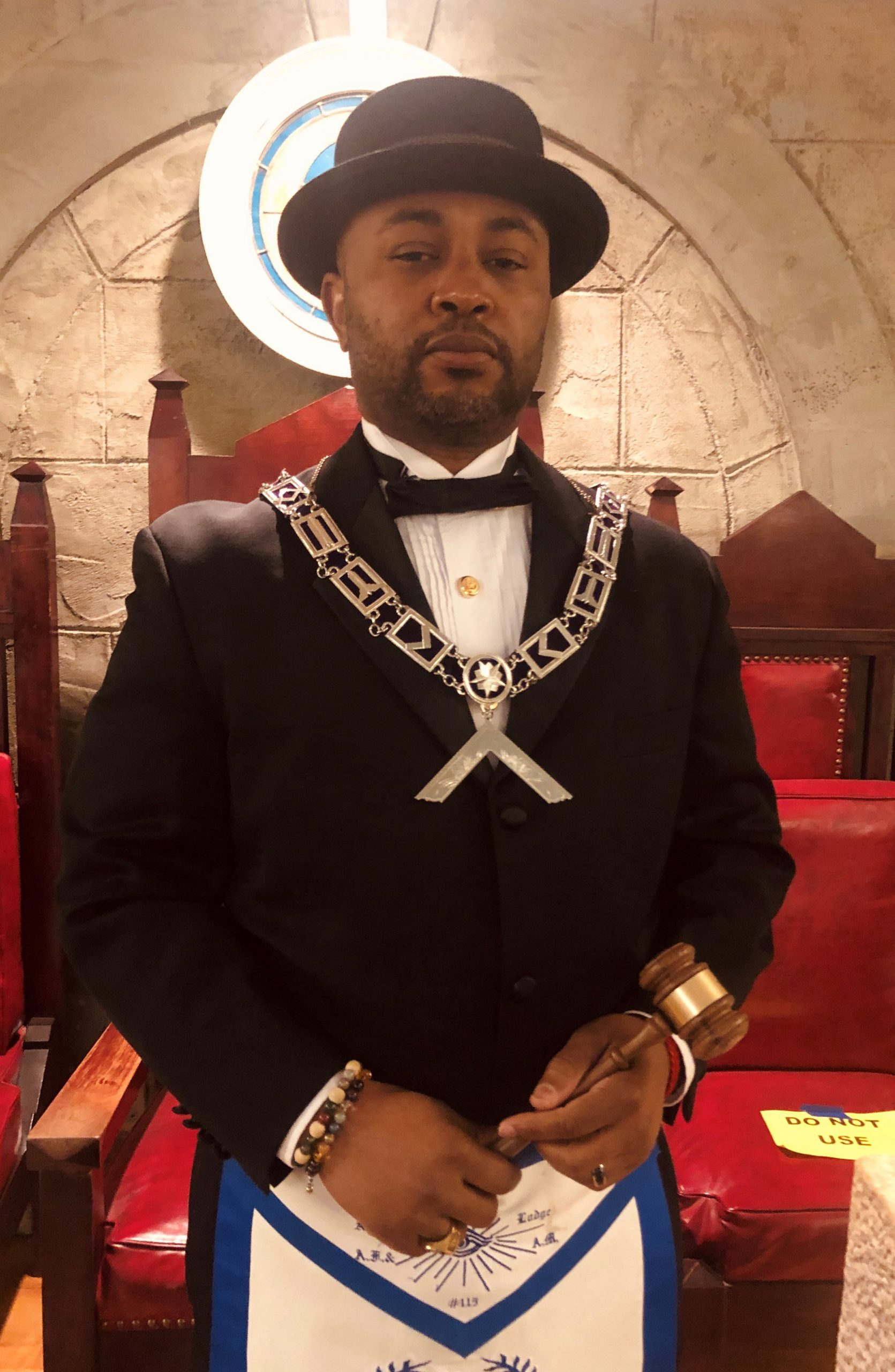 Annawon Lodge elects new Master