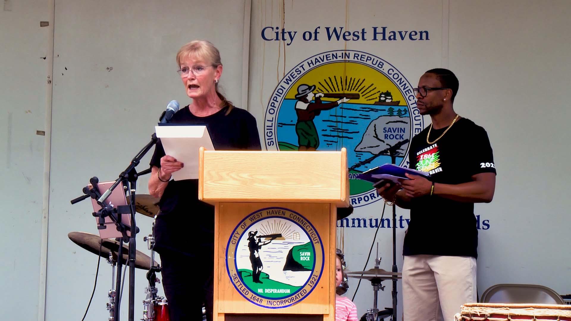 City celebrates 'Juneteenth' holiday