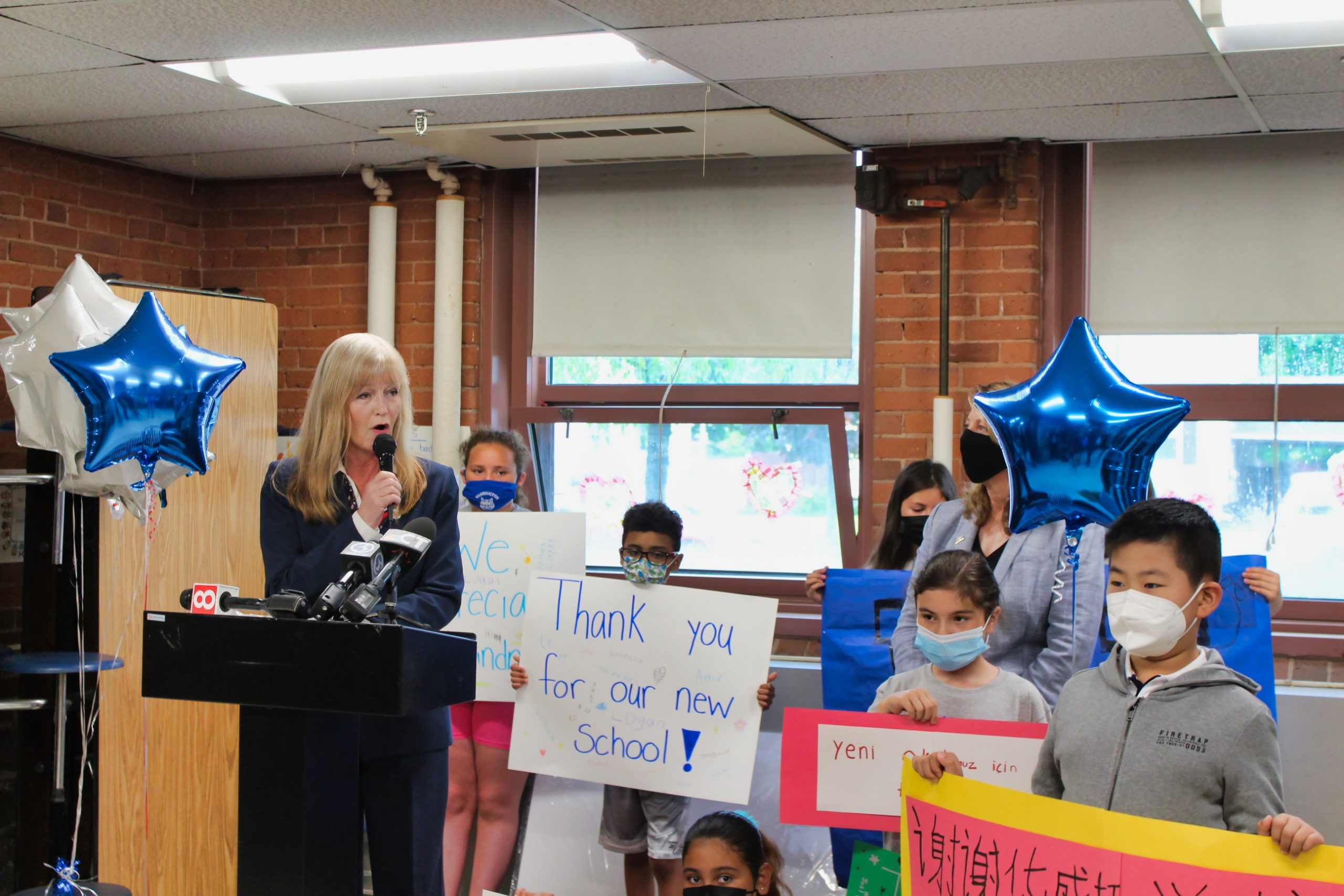Designation prioritizes replacement of the city's oldest school structure