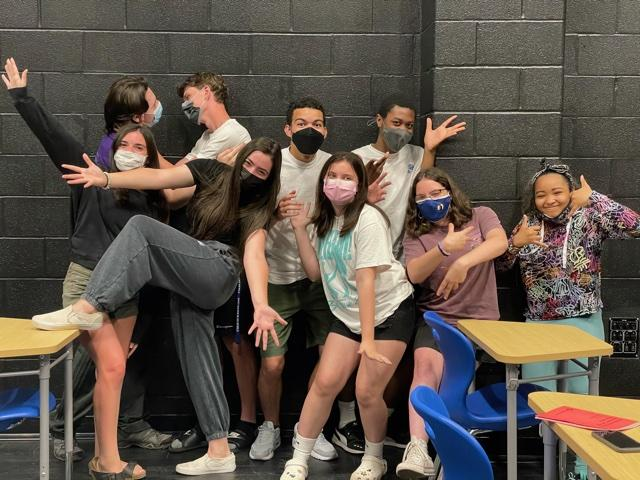 Theater workshop production this Friday
