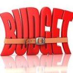 Budget finalized tonight