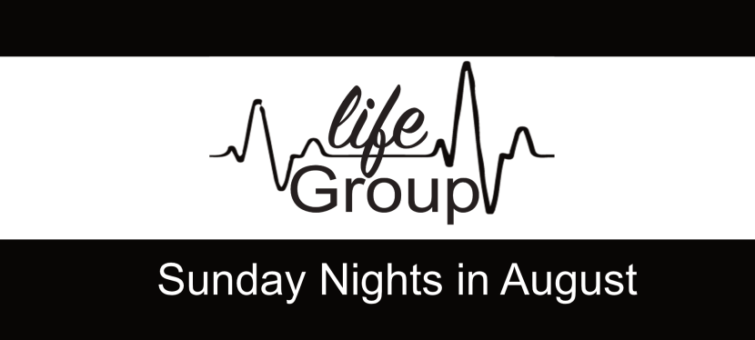 Life Groups 2018