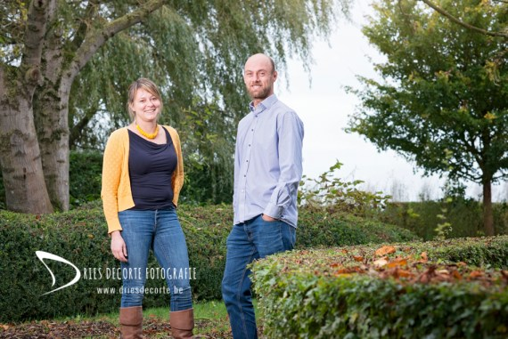 Ondernemers 17: Tuinen Cobbaert. Valerie en Christophe Cobbaert