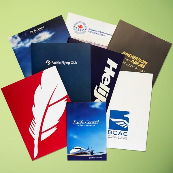 Westholme Pocket Folders