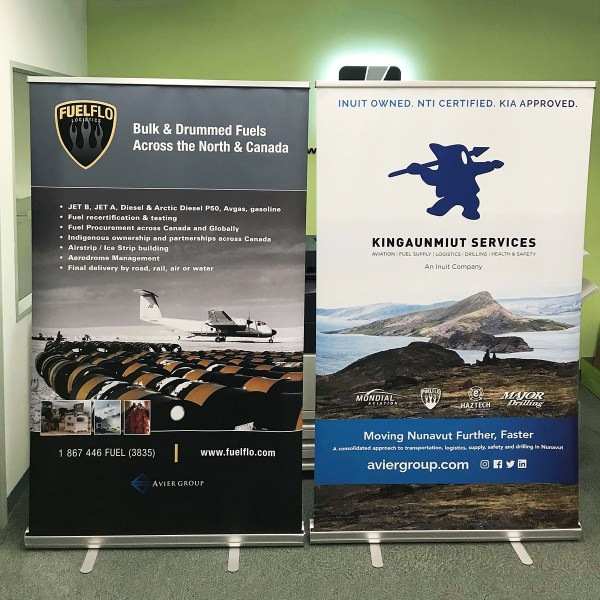 Westholme Retractable Banners