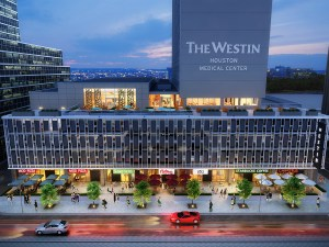 Westin Houston Medical Center Retail Fast Casual Restaurants
