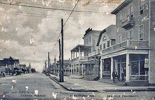 Cape May County NJ Postcards Page 14