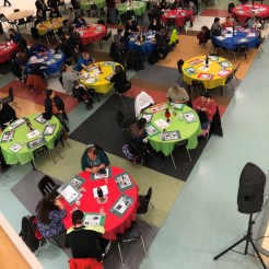Tables in the Commons