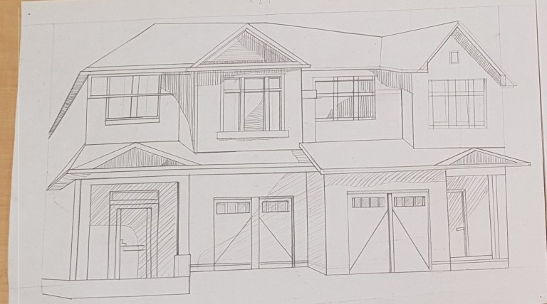 house Drawings 1