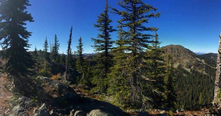 Toad Mountain via Silverking Mine