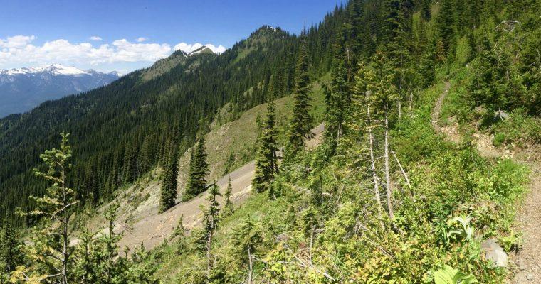 Wakefield Trail – Idaho Peak