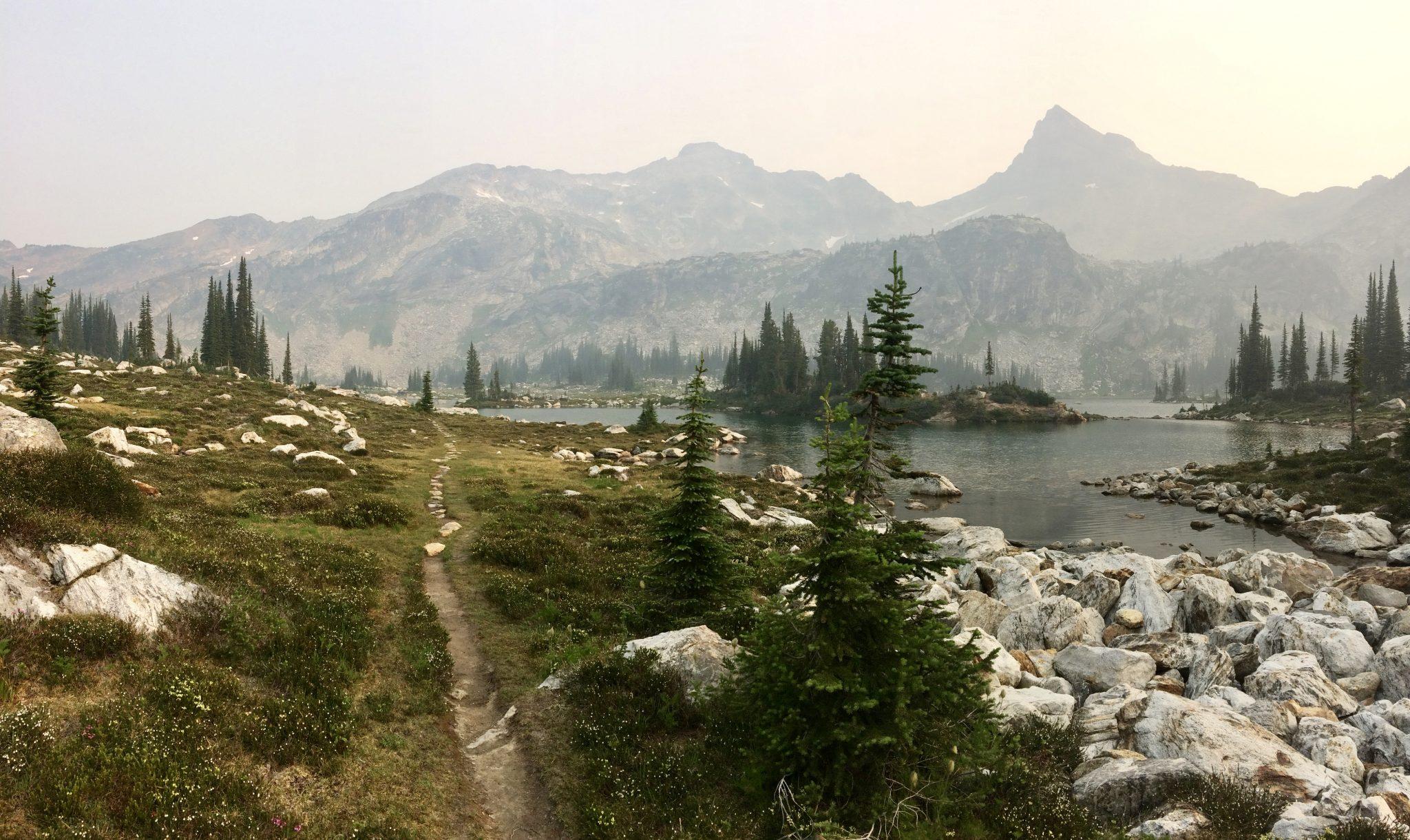 Camping at Gwillim Lakes