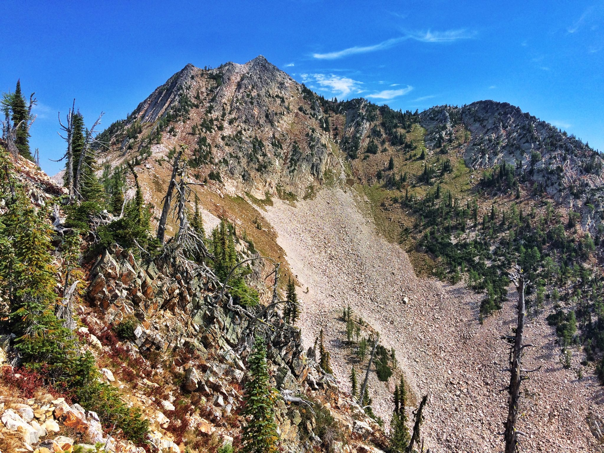 Mount Crawford & Plaid Lake Trail