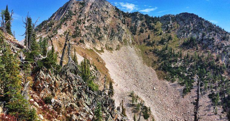 Mount Crawford & Plaid Lake Trail