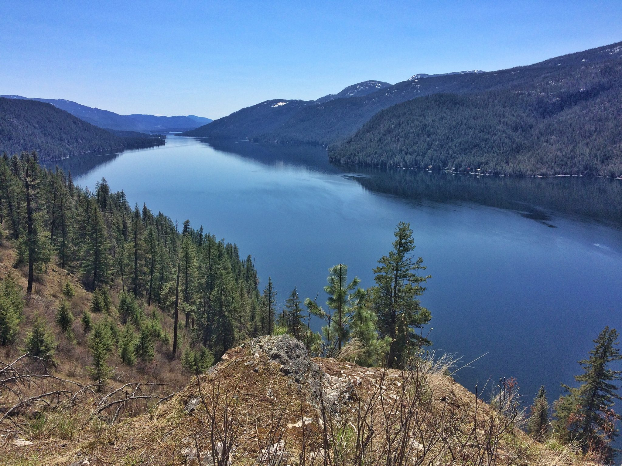 Christina Lake – Deer Point Trail