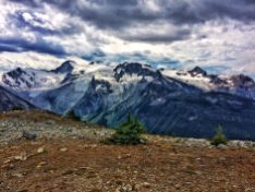 Horseshoe Glacier