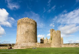 Things to do in Pembrokeshire - Pembroke Castle