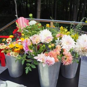 Summer Design CSA Flowers