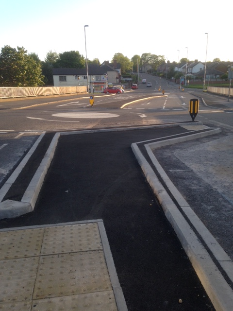 Swinnow roundabouts