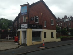 cafe 53 stanningley road
