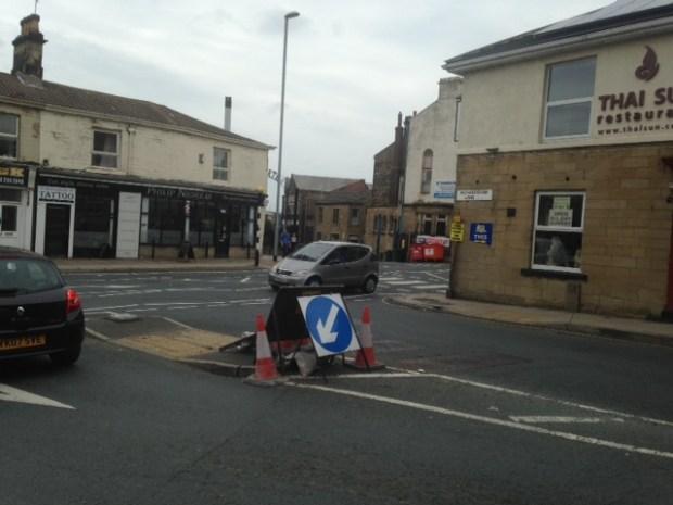 cycle superhighway Stanningley Bottom