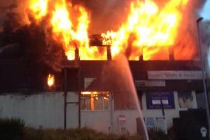 Farnley fire