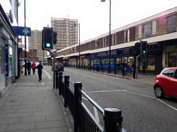 Armley Town Street