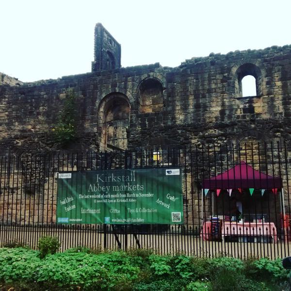Kirkstall Delia at Kirkstall Abbey