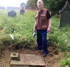 bramley war graves find