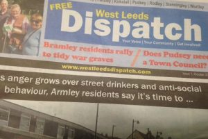 West Leeds Dispatch readers' survey