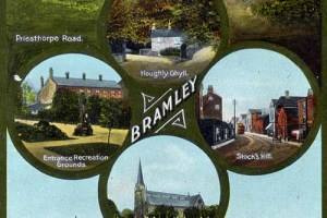 old Bramley postcard