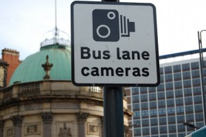 Burley Road bus lane cameras