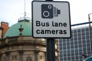 Burley Road bus lane cameras