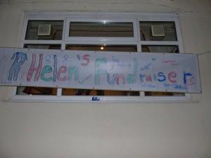 helen's fundraiser