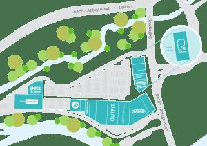 kirkstall bridge shopping park guide