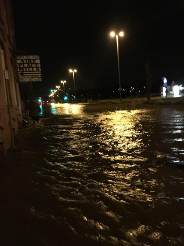 aire place studios floods