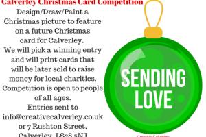 Calverley Christmas Card competition