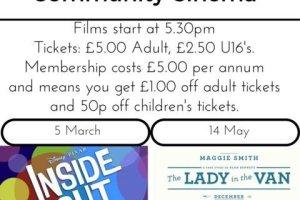 Calverley Community Cinema