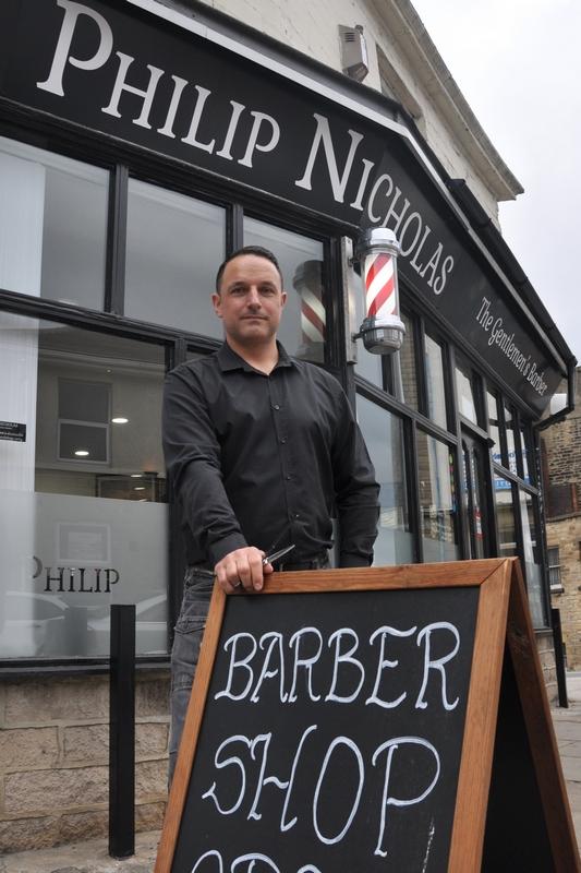 Philip Nicholas barber